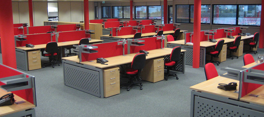 Complete Office Design 1